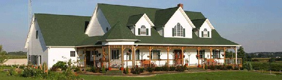 Daviess County Indiana - Grabers Green Gables Bed & Breakfast