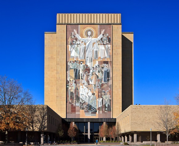 St. Joseph County Indiana - Touchdown Jesus